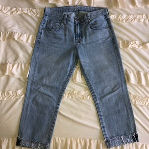 7 For All Mankind Jeans - 7 for all mankind high waisted jeans